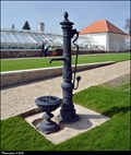 Image for Pump in Chateau park / Rucní pumpa v zámeckém parku - Lány (Central Bohemia)