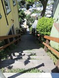 Image for Iron Alley Stairway - San Francisco, California