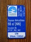 Image for UTM 399644 / 5588345 - Sayner Aussichten - Bendorf-Sayn, RP, Germany