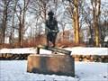 Image for Frihedsmonument Skovbakken, Randers -Denmark