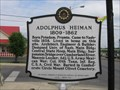 Image for Adolphus Heiman 1809-1862 - Historical Commission of Metropolitan Nashville and Davidson County