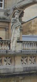 Image for Governor Suetonius Paulinus -- Roman Baths, Bath, Somerset, UK
