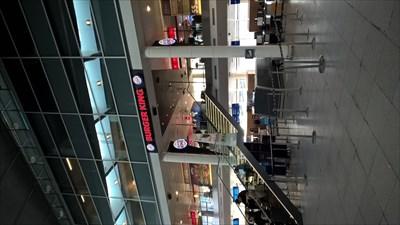 Burger King - Terminal 3 - Copenhagen Airport, Denmark