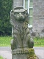 Image for Cliffe Park Hall Lion - Rudyard, Nr Leek, Staffordshire Moorlands.