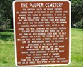 Image for The Pauper Cemetery