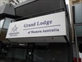 Image for Grand Lodge of Western Australia -  Perth.