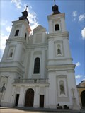 Image for Church of the Visitation - Lomnice, Czech Republic
