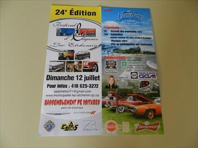 Pamphlet publicitaire