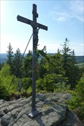 Image for Kríž na vrcholu Brezníku /// Cross on the Breznik peak, CZ