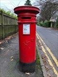 Image for Victorian Pillar Box - Upper Park Road, Camberley, Surrey, UK