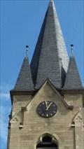 Image for Uhr an der Christuskirche Bad Breisig - RLP - Germany