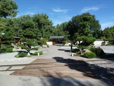 Sasebo Japanese Garden - Albuquerque BioPark - Albuquerque, NM ...