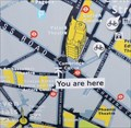 Image for You Are Here - Cambridge Circus, London, UK