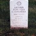 Image for Arthur Schuyler Carpender - Arlington VA