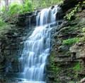 Image for Hurst Falls - Cove Spring Park, Franfort Kentucky