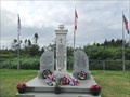 Image for War Memorial - New Harbour, Newfoundland
