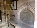 Image for World War I  Memorial Porch - Church Lawton, Stoke- on- Trent, Staffordshire.