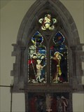 Image for East Window, St. Michael's Church, Rushock, Worcestershire, England