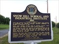 Image for Snow Hill Normal and Industrial Institute 1893 - Snow Hill, AL