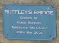 Image for Ruffley's Bridge OnThe Huddersfield Narrow Canal – Stalybridge, Tameside, UK