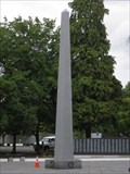 Image for The Oregon World War II Memorial Obelisk - Salem, Oregon