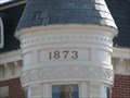 Image for 1873 - Cole County Democrat Building - Jefferson City, Missouri