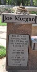 Image for Joe Morgan ~ Clinton, Oklahoma