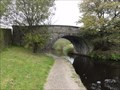Image for Stone Arch Bridge 46 on Rochdale Canal – Littleborough, UK