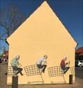 Image for Waiting men - Ringe, Danmark