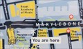 Image for You Are Here - Marylebone High Street, London, UK