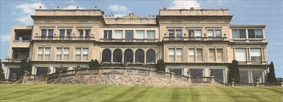 """""""Stone Manor"""" largest estate ever built here."""