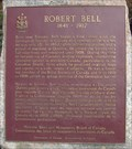 Image for Robert Bell National Historic Person of Canada, Ottawa, Ontario
