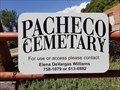 Image for Pacheco Cemetery - Taos, NM