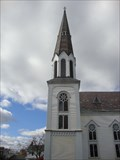Image for Cambridge United Presbyterian Church Bell Tower - Cambridge, NY