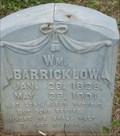 Image for Barricklow - Baldwin Pioneer Cemetery - Baldwin City, KS