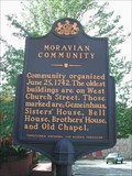 Image for MORAVIAN COMMUNITY