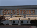 "Image for ""Gold Strike"" Casino & Hotel Neon Sign-Robinsonville,MS"