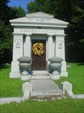 Image for Record & Findley Mausoleum - Glendale Cemetery - Conneaut, OH