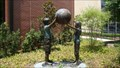 Image for Children holding up the Earth - Oklahoma City, OK