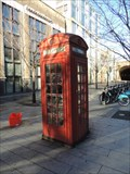 Image for Red Telephone Box - Tower Bridge Road, London, UK