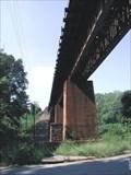 Image for CSX Bridge over the North Fork of Peachtree Creek - Atlanta, GA.