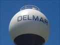 Image for Delmar Ia. water tower.