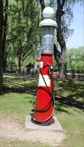 Image for Centreville Antique Gasoline Pump  -  Toronto, Ontario