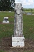 Image for Martha G. Gregory - Bokchito Cemetery - Bokchito, OK