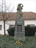 Image for Pomnik Obetem 1. svetove valky - Neslovice, Czech Republic