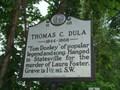 Image for Thomas C. Dula - North Wilkesboro, North Carolina
