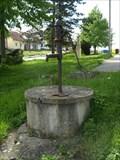 Image for Pumpa na námestí - Križanov, okres Ždár nad Sázavou, CZ