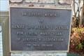 Image for Henry D. & Helen U. Hynds - First Christian Church of Van Alstyne - Van Alstyne, TX