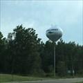 "Image for 'Rhinelander"" Water Tank in Rhinelander, Wisconsin, USA."