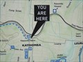 Image for Katoomba [Rail] Station - You are Here - NSW, Australia